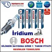 Fıat Punto 55 1.1i.e. (05.1997 08.1999) Bosch Buji Seti Platin İridyum (Lpg) 4 Adet