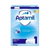 Aptamil Pronutra 1 Bebek Sütü 900 Gr Yeni Kutu Skt 08 2020