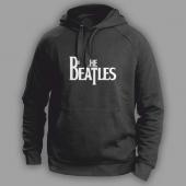 The Beatles Siyah Sweatshırt