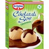 Dr. Oetker Glutensiz Çikolatalı Sos (128 G X 4 Adet)