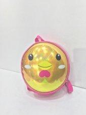 Haeja Sevimli Civciv Sarı Çocuk Sırt Çantası