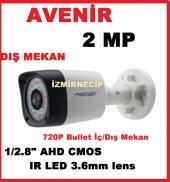 Avenir Sensör 2 Megapixel Lens 3 Megapixel Hibrid Kamera Dış İç