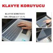 Notebook Laptop Klavye Koruyucu Silikon 13