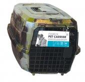Kedi Köpek Taşıma Kamuflaj Des. 58*40*26,5 Max 11...