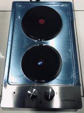 Lanova I13020 101 2' Li Inox Taş Ankastre Ocak...