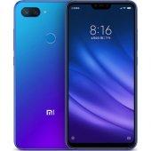 Xiaomi Mi 8 Lite 64 Gb Mavi (Xiaomi Turkiye Garantili)