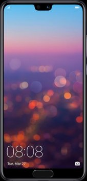 Huawei P20 Pro 128 Gb Black (Huawei Türkiye Garantili)