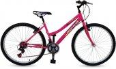 26 Cant 21 Vites Klasik Bisiklet (Pembe Renk)