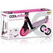 Cool Wheels Scooter Pembe