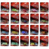 Cars 3 Tekli Karakter Araçlar Dxv29