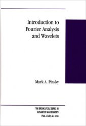 ıntroduction To Fourier Analysis And Wavelets (Brooks Cole Series İn Advanced Mathematics)