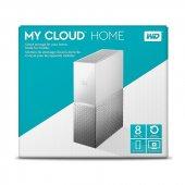 Wd 3,5 8tb My Cloud Home Wdbvxc0080hwt Beyaz