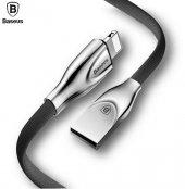 Baseus Zinc Fabric İphone Lightning Kablo