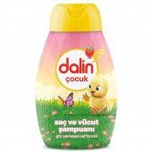 Dalin Kids Saç Ve Vücut Şampuan Çilek 300 Ml