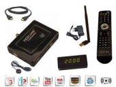 Redline Ts 2500 Hd Plus Full Hd Uydu Alıcısı + Wifi Aparatı