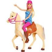 Barbie Ve Güzel Atı Oyun Seti Fxh13 3+