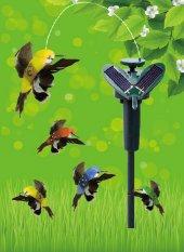 Güneş Enerjili Uçan Kuş Solar Hummingbird
