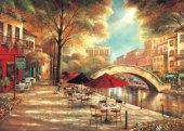 Ks Riverwalk Cafe Puzzle 500 Parça