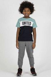 Tommy Life Basic United Mint Yeşili Çocuk Tshirt