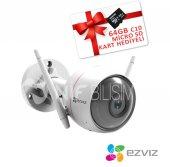 Ezviz Cs Cv310 A0 1b2wfr Husky Air + 64gb Micro Sd Kart Hediyeli