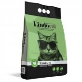 Lindo Cat Bentonit Topaklanan Kokusuz İnce Taneli Kedi Kumu 10 L