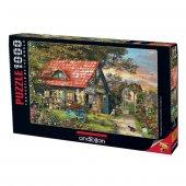 1032 Kulübe Puzzle Anatolian