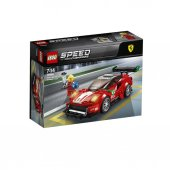 Lsr75886 Sc Ferrari 488 Gt3 Speedchampions 179 Pcs 7 14 Yaş Le