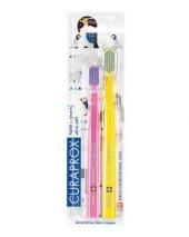 Curaprox Animals Özel Diş Fırçaları Cs 5460 + Smart Ultra Soft