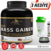 Torq Nutrition Gold Mass Gaıner 3000 Gr Karbonhidrat Tozu Çikolata Aromalı