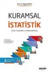 Kuramsal İstatistik (limit Teoremleri Ve Yakınsaklıklar)