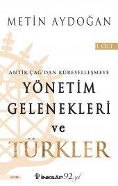 Yönetim Gelenekleri Ve Türkler 1.cilt Metin Aydoğan