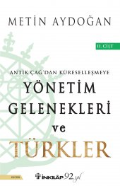 Yönetim Gelenekleri Ve Türkler 2.cilt Metin Aydoğan