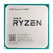 Amd Ryzen 5 1600 3.4ghz 3.6ghz 19m Am4 65w Fansız ...
