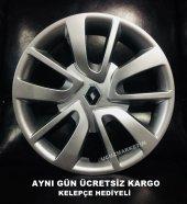 Renault 15 İnç Kırılmaz Jant Kapağı Takımı Kelepçe...