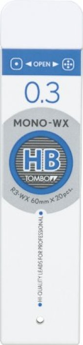 Tombow Min Mono Wx 20 Li 03 Hb