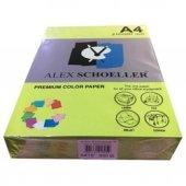 Alex Schoeller 500 Lü Yeşil Fotokopi Kağıdı