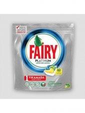 Fairy Platinum Bulaşık Makinası Tableti 60 Adet