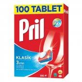 Pril Klasik 3 Etki Tablet 100 Adet