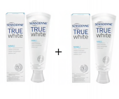 2 Adet Sensodyne True White Mint (Naneli) Diş Macunu 75ml