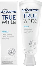 Sensodyne True White Mint (Naneli) Diş Macunu 75ml