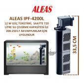 Aleas Ipf 4200l Akvaryum İç Filtre