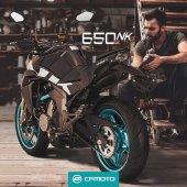 Cf Moto 650 Nk Sınırları Sen Belirlebayi*mondial U...