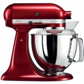 Mutfak Şefi Kitchenaid Artisan Stand Mixer Candy Apple 4,8 L