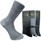 17104 3 Tumaniş Bambu Erkek Çorabı No 41 44