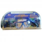 Vrd2020 Vakumlu Yetişkin Gözlük Ve Şnorkel Set