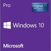 Microsoft Windows 10 Pro Professional 32&64 Bit Dijital Lisans Anahtarı