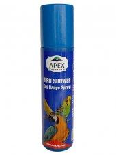 Apex Bird Shower Kuşlar İçin Canlılık Verici Sprey 250 Ml