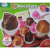 Chocolate Fix Çikolata Yerleştirme Mantık Beceri Oyunu