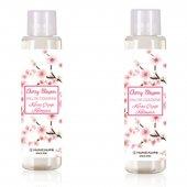 2 Adet Huncalife Cherry Blossom Kiraz Çiçeği Kolonyası 200 Ml