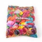 Balon Evi 10 İnç Karışık Renkli Balon 100 Adet